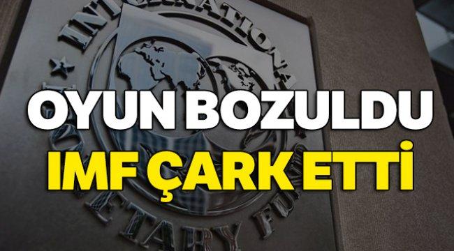 IMF'den Türkiye ekonomisine övgü