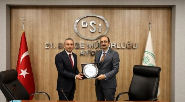 DSİ 21.Bölge Müdürü Balta, Adana'ya atandı