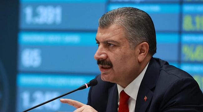 Dünya Sağlık Örgütü, Fahrettin Koca'nın önerisini kabul etti