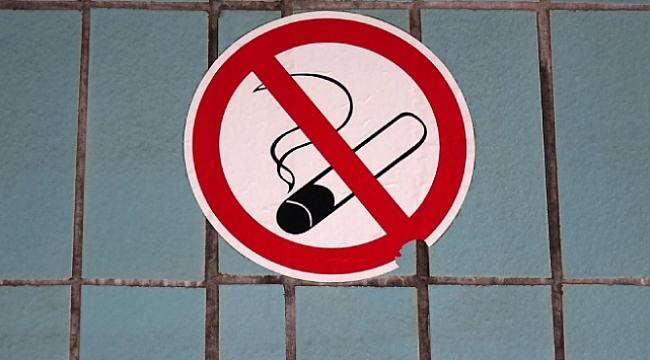 Isparta'da sigara yasağı denetimi