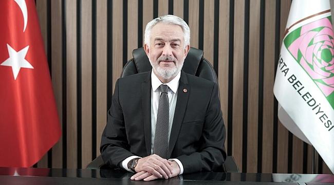 Isparta Belediye Başkanı Şükrü Başdeğirmen Berat Kandili Mesajı Yayımladı