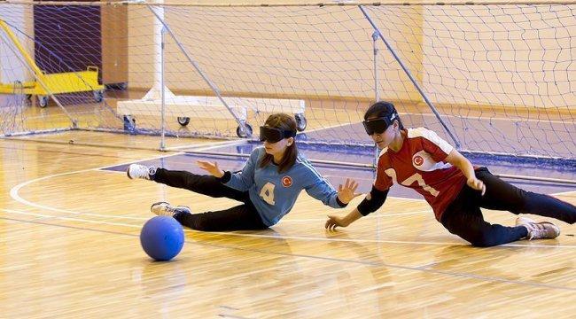 Goalball (golbol) nedir, nasıl oynanır? Goalball oyunu ile ilgili bilgiler..