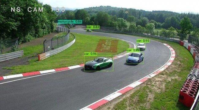 Yapay Zeka Nuerburgring'deki güvenliği arttıracak