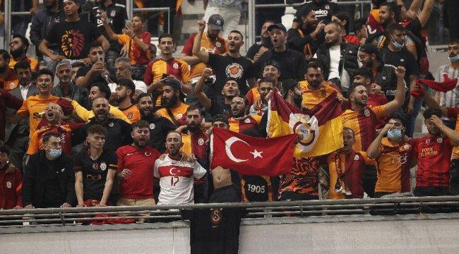Fransa'da Galatasaray taraftarına saldırı