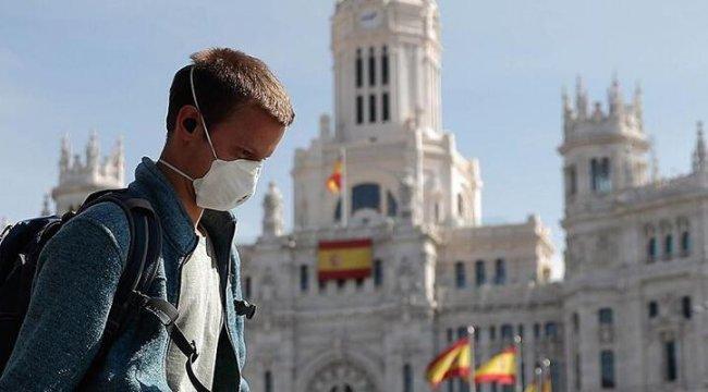 İspanya'da can kaybı son 2,5 ayın en düşük seviyesinde