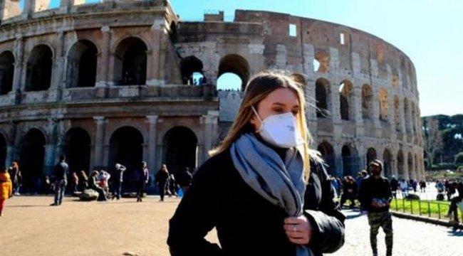 İtalya'da son 24 saatte Kovid-19'dan 51 kişi öldü