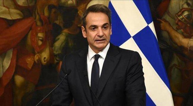 Yunanistan Başbakanı Miçotakis'ten Türkiye itirafı